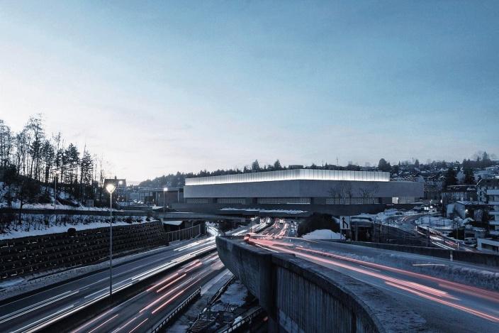 OLMA Neuland, St. Gallen