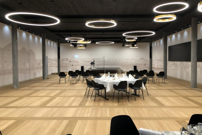 Kornhaus Ausbau Flächen EG, Romanshorn