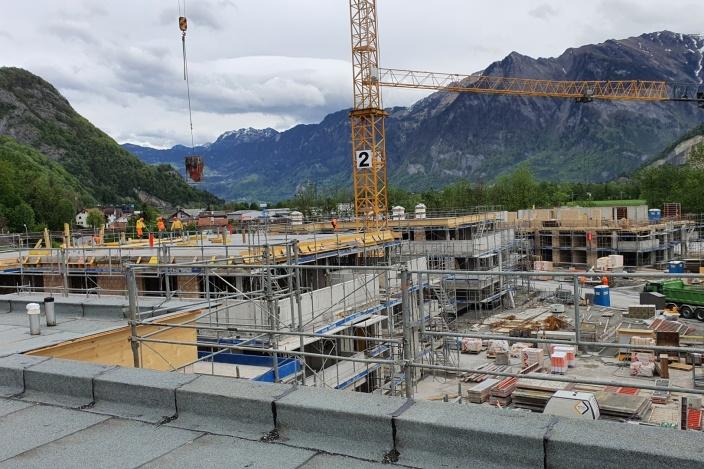 Neubau 9 MFH Im Vild, Sargans