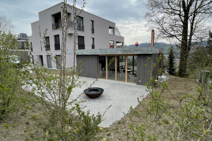 Neubau Wohnhaus am Höhenweg, St. Gallen