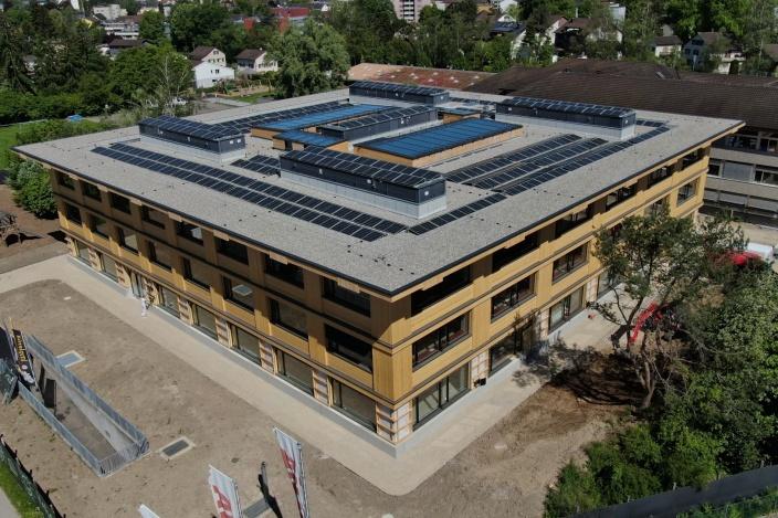 Neubau Schulhaus Martin Haffter, Weinfelden