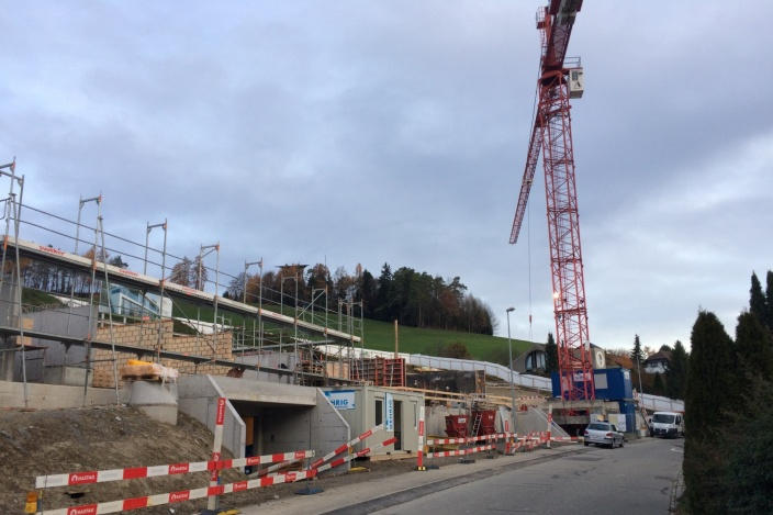 Turmwiese Grubenstrasse, Wil