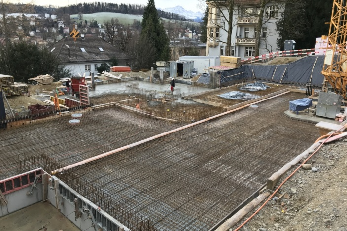 Neubau MFH Höhenweg, St. Gallen