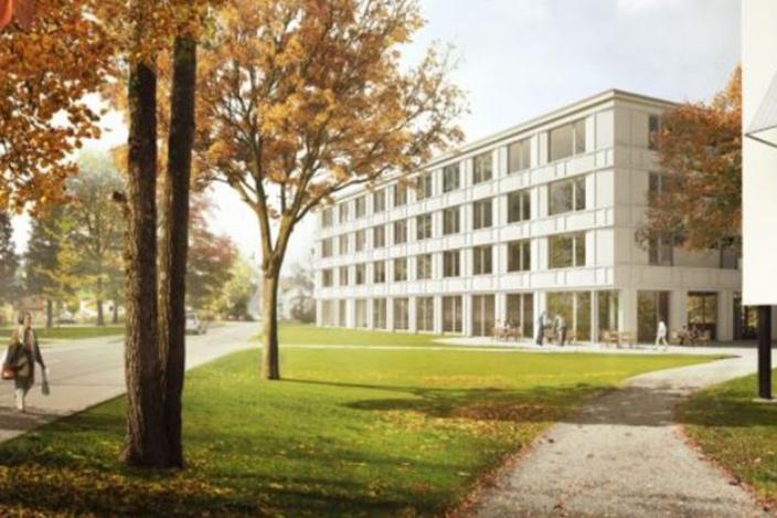 Hotel Park und Seeallee, Heiden