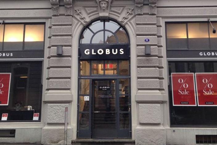 Globus, St.Gallen