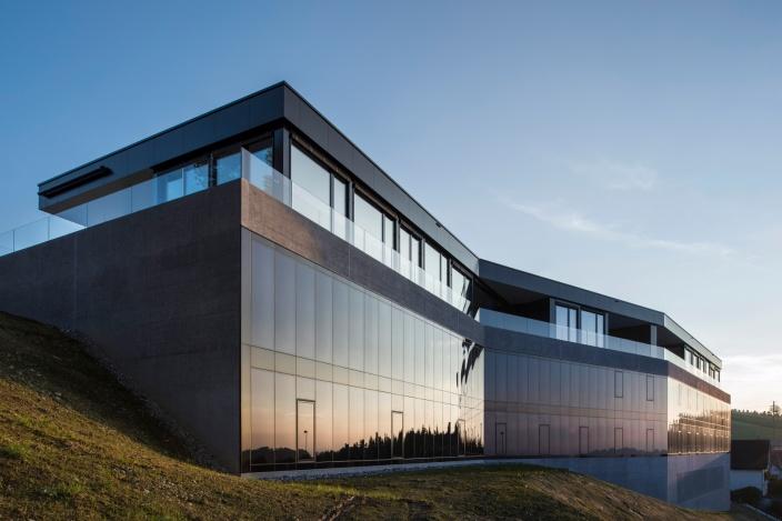 Neubau Klinik Bellavista, Speicher