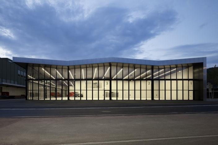 Neubau Sicherheitszentrum, Weinfelden