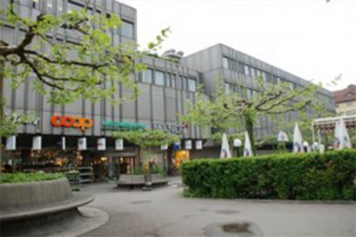 Umbau und Sanierung EKZ Stadtgarten, Winterthur