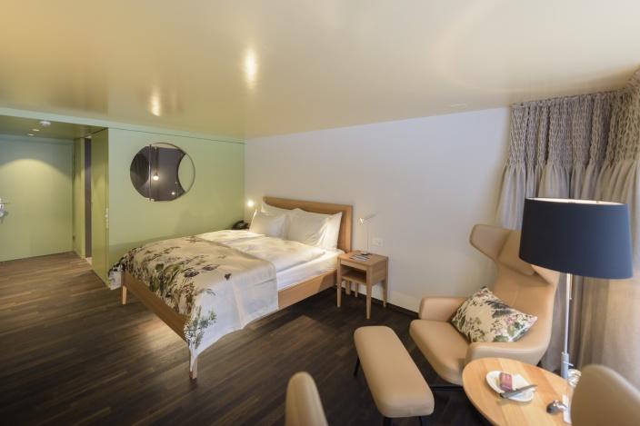 Phase I Hotel Hof Weissbad, Weissbad