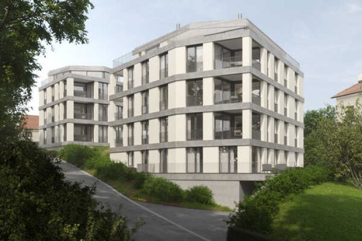 Neubau Wohnhäuser Resedastrasse 1 und 3, St. Gallen