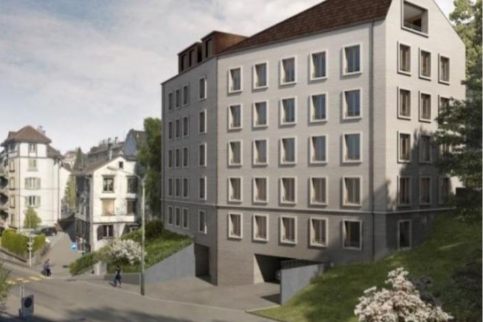Wohnhaus Wassergasse, St. Gallen