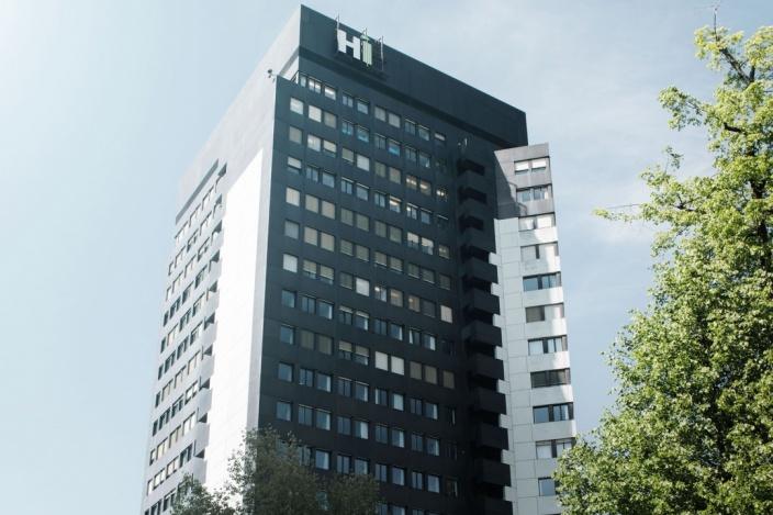 Kantonsspital St. Gallen Erweiterung Kälte Haus 04