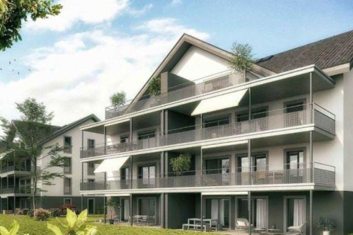 Neubau 5 MFH Ghöchstrasse, Gibswil